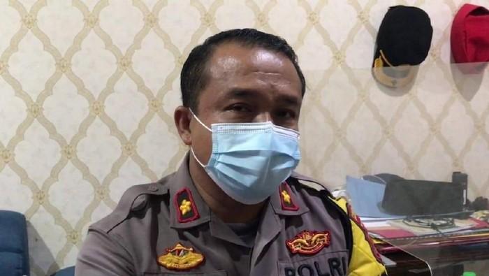 Kapolsek Jatinegara Kompol Yusuf Suhadma (Nahda/detikcom)
