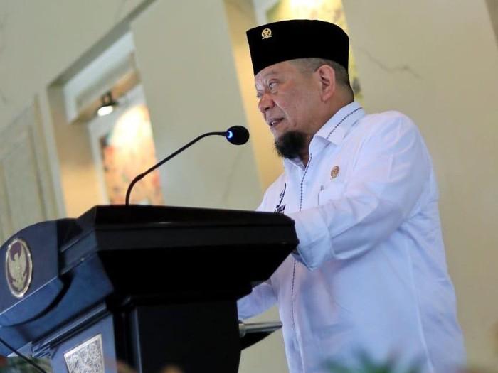 Ketua DPD Minta Kepala Daerah Tak Endapkan Anggaran Saat Pandemi