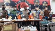 2 Pekan Operasi, Polda Metro Sita 5.752 Ekstasi hingga 9 Kg Tembakau Sinte