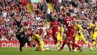 Mane Bawa Liverpool Memimpin 1-0 atas Crystal Palace di Babak I