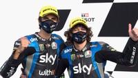 Valentino Rossi Akan Duetkan Marini dan Bezzecchi di MotoGP 2022