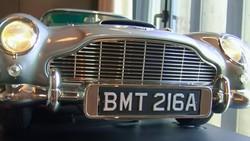 Harganya Setara Toyota Alphard, Mobil Mainan Aston Martin DB5 ini Dijual Rp 1,4 Miliar