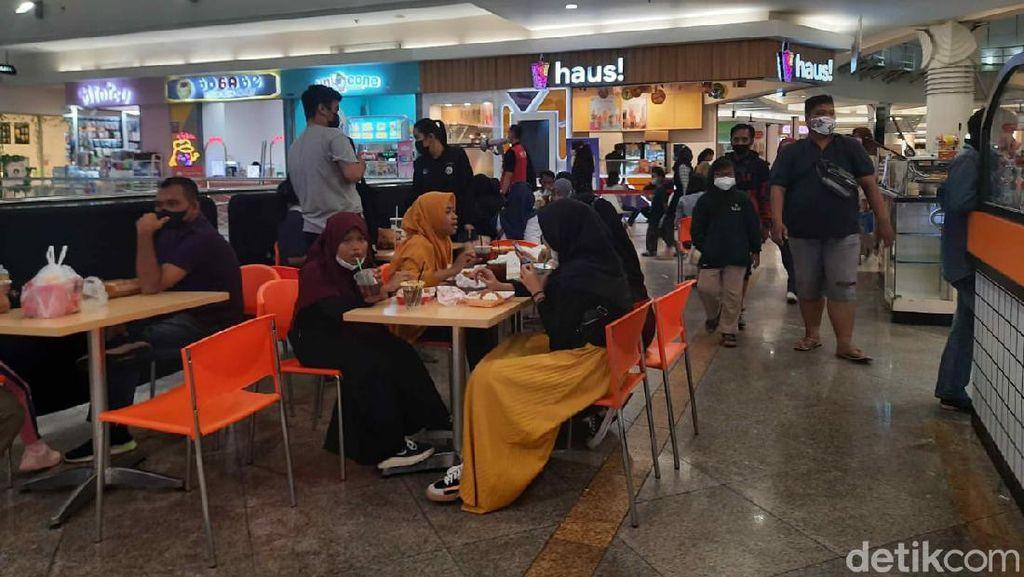 Potret Mal-mal di Surabaya Mulai Ramai Saat Weekend