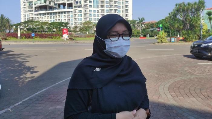 Manager Corporate Communication Taman Impian Jaya Ancol, Rika Lestari