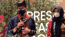 Menparekraf Klarifikasi soal Menko Marves Larang Turis Backpacker ke Indonesia