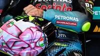 Foto: Helm Unyu-unyu Valentino Rossi, Spesial buat si Buah Hati