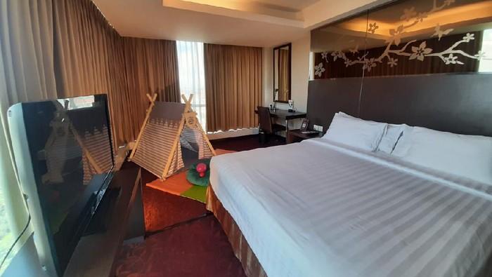 Okupansi Hotel Mulai Meningkat hingga Weekend Capai 50%