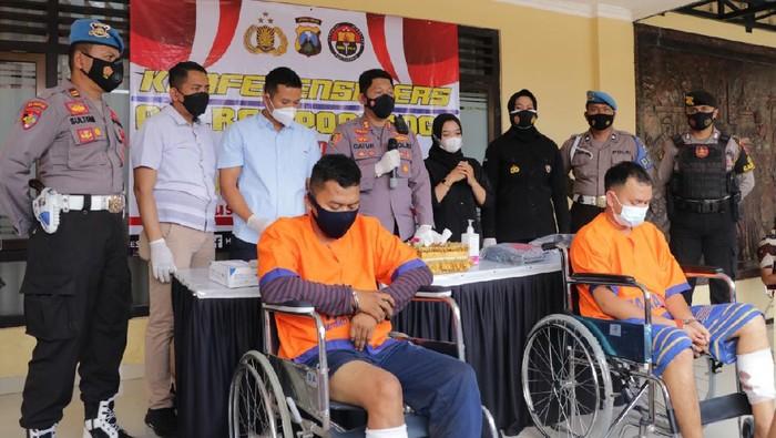 Pelaku Pecah Kaca Mobil Ditangkap Satreskrim Polres Ponorogo