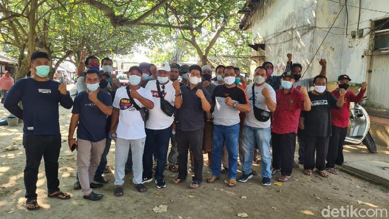 Pengelola-Pedagang Pantai Anyer Protes Dibilang Banyak Kerumunan