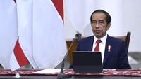 Jokowi Ungkap Ekspor RI Tahun Ini Capai Puncak, Tembus Rp 2.000 T