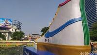Monumen yang Pernah Dibangun Anies Selain Tugu Sepatu, Biayanya Fantastis!
