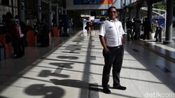 Cerita KS Pasar Senen Pimpin Stasiun Paling Kompleks