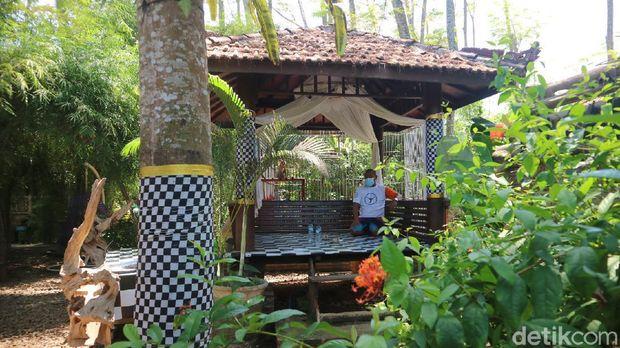 Tak Perlu Jauh-jauh, di Jepara Ada Wisata Bernuansa Kampung Bali