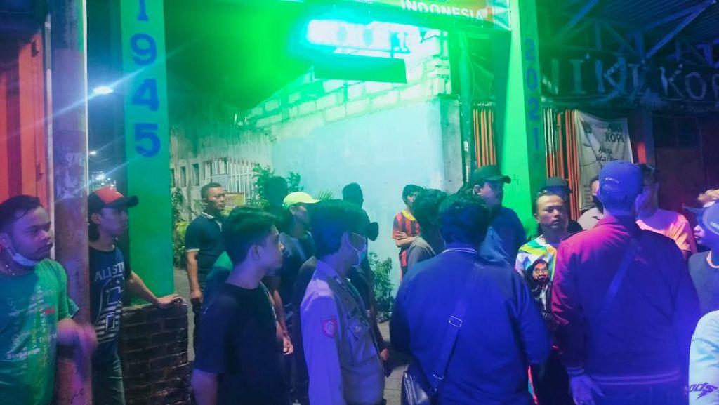 Kelompok Pemuda di Surabaya Tawuran, Dua Orang dan Sajam Diamankan