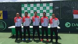 Davis Cup 2021: Indonesia Imbangi Barbados, Sukses Buka Peluang