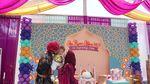 Foto Ulang Tahun ke-1 Air Rumi Akbar 1453 Bertema Turkish Festival