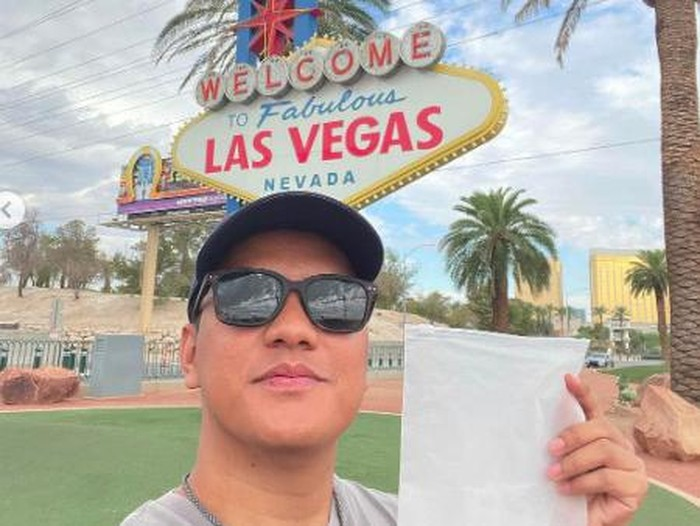 Arief Muhammad jual udara LA
