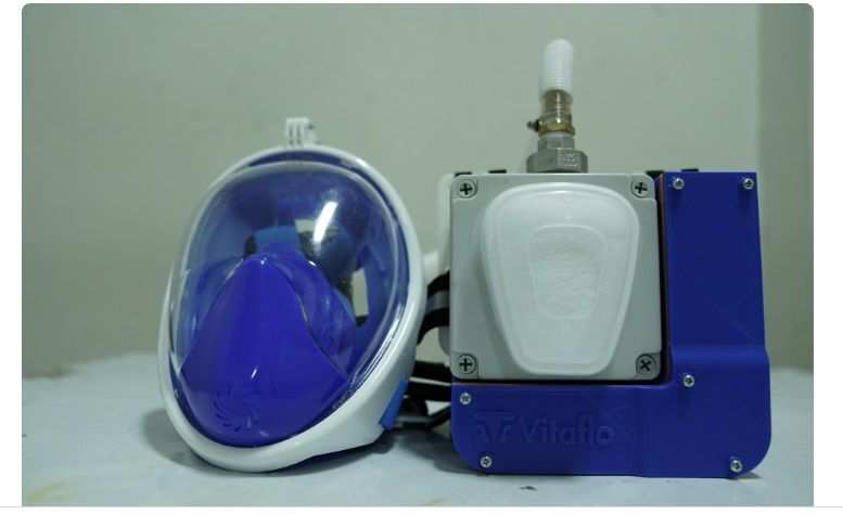 Cegah COVID-19, ITB Salurkan 20 Penyaring Udara Bertenaga Baterai VitaFlo
