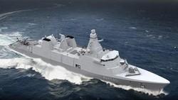 Dibuat di PT PAL, Ini Spesifikasi Kapal Frigate Kemhan RI yang Dipesan dari Inggris