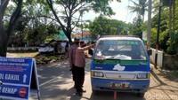 Polisi Garut Terapkan Gage di Wisata Cipanas