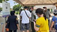Tak Lolos PeduliLindungi, 75% Pengunjung GL Zoo Ditolak Masuk