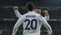 Unek-unek Higuan Semasa di Madrid, Bawa-bawa Ronaldo dan Benzema