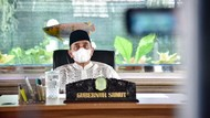 Gubsu Edy Menjawab Sorotan Jokowi dengan Janji