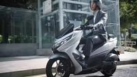 Potret Skutik 150 Suzuki yang Digadang-gadang Jadi Pesaing Nmax dan PCX