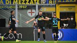 Inter Vs Bologna: Nerazzurri Pesta Gol dan Rebut Puncak Klasemen