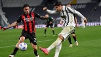 Juventus Terpuruk, Pioli: Milan Tetap Bukan Favorit