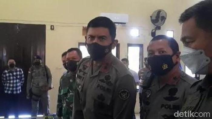 Kapolda Sulteng Irjen Rudy Sufahriadi