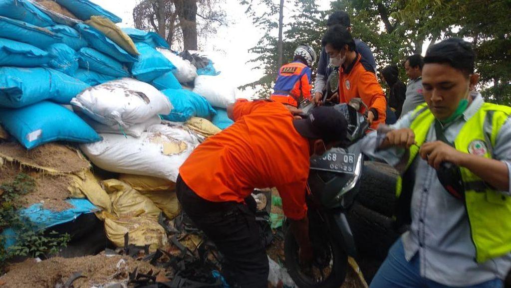5 Kecelakaan Wisatawan di Jalur Ekstrem Mojokerto Gegara Rem Motor Matic Blong