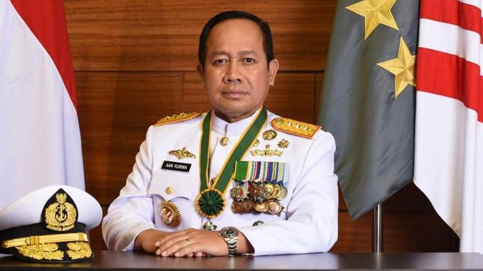 Kepala Bakamla RI Laksdya TNI Aan Kurnia (Dok.Bakamla)