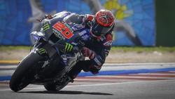 Fabio Quartararo Juara Dunia MotoGP 2021, Dapat Berkah dari Kecelakaan Bagnaia
