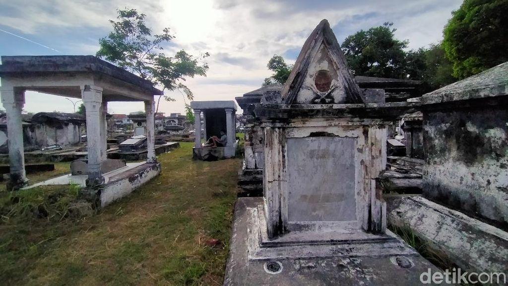 Makam Peneleh, Pemakaman Zaman Kolonial yang Kini Jauh dari Kesan Angker