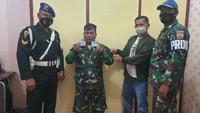 Ngegas Ditanya Provost, TNI Gadungan asal Sumbar Ditangkap di Riau