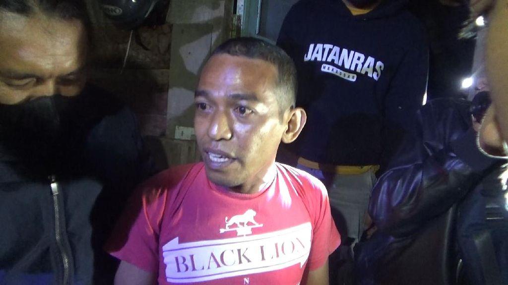 Rumah Pendeta di Makassar Dilempar Bom Molotov, 1 Pelaku Dibekuk