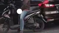 Pengakuan Perekam Pemotor Onani di Depan SD Bandung: Saya Takut