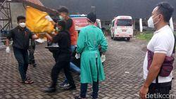 Mayat Bayi Ditemukan Tersangkut di Sungai Kecamatan Tegalsari Banyuwangi
