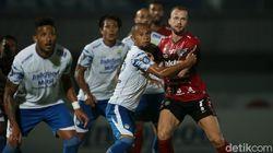Satu Kekurangan Persib Usai Diimbangi Bali United 2-2