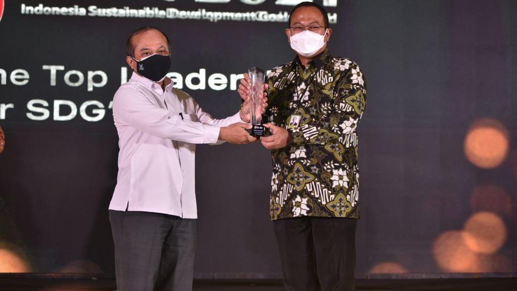 Konsisten Jalankan SDGs, Pertamina Borong 4 Penghargaan di ISDA 2021