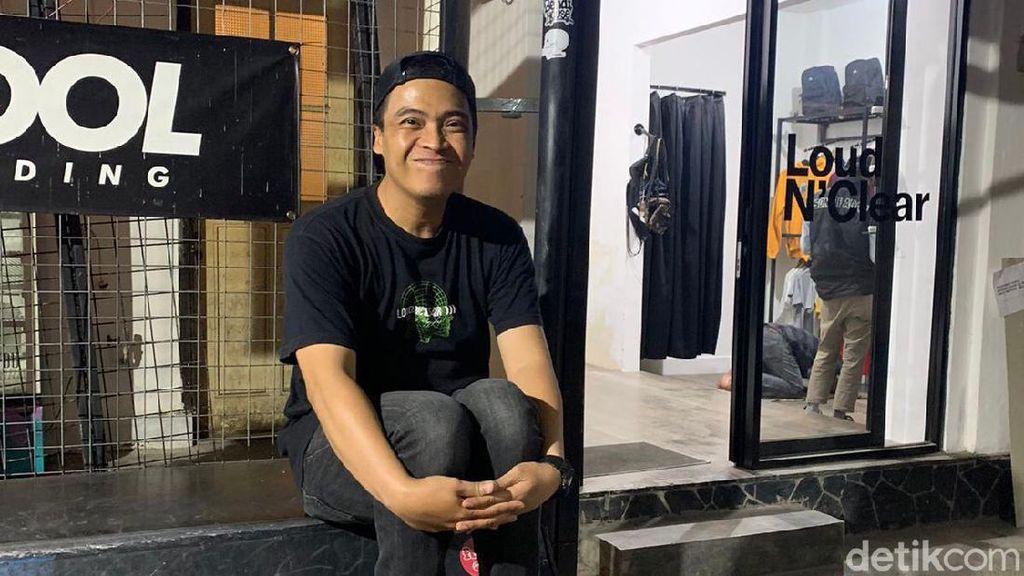 Modal Rp 5 Juta, Pria Bandung Raup Cuan Besar dari Bisnis Clothing