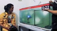 Mahasiswa ITS Borong Penghargaan Robot Penyelam Nasional, Bisa Atasi Sampah Laut
