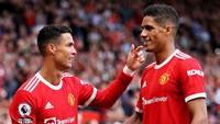 Ada Ronaldo dan Varane, De Gea: Skuad MU Kenyang Pengalaman