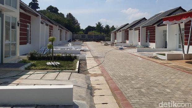 Rumah di Parung Panjang
