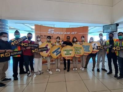 Super Air Jet Buka Rute Jakarta-Palembang PP, Tiket Rp 367 Ribu