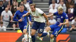 Babak I Tuntas, Tottenham Vs Chelsea 0-0