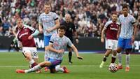 West Ham Vs MU Imbang 1-1 di Babak Pertama