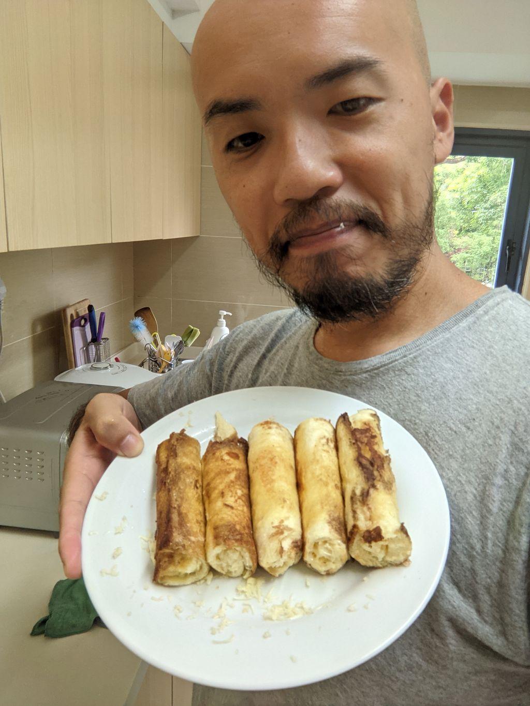 Pria Ini Belajar Masak dari TikTok Agar Anaknya Doyan Makan