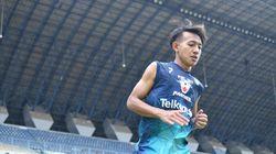 Jadi Pemain Terbaik saat Persib Lawan Bali United, Beckham Putra Membumi